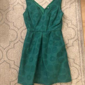 JCrew V-Neck Dress
